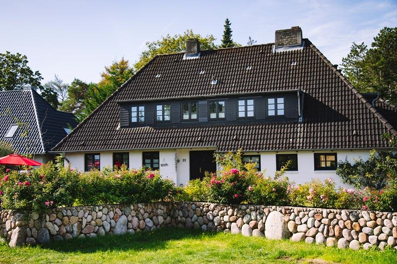 Ferienhaus Möwe Jonathan - Amrum